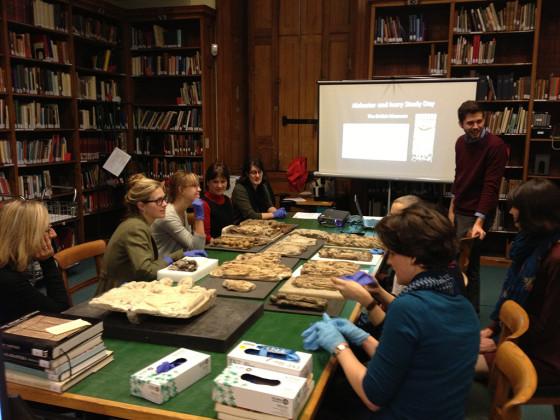 BAA British Museum study day, October 2013