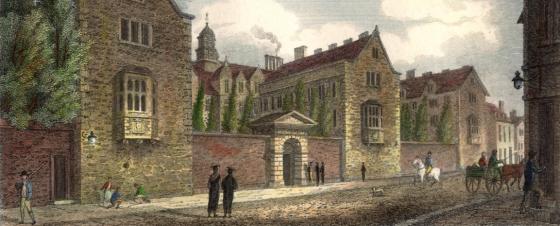 Sidney Sussex College, Cambridge